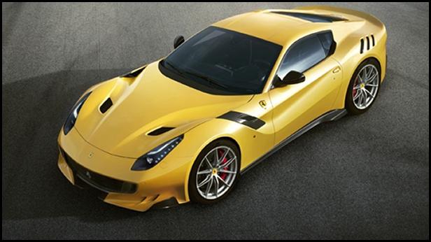 フェラーリの限定車