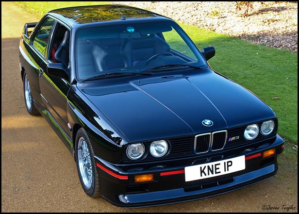 BMW M3スポーツエボリューション(E30)