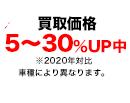 今すぐ!期間限定査定額10%UP