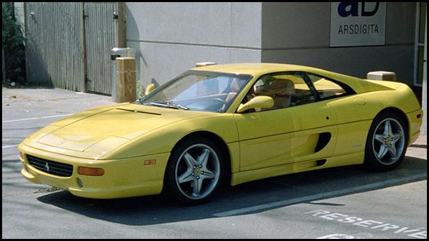 フェラーリ355の中古車